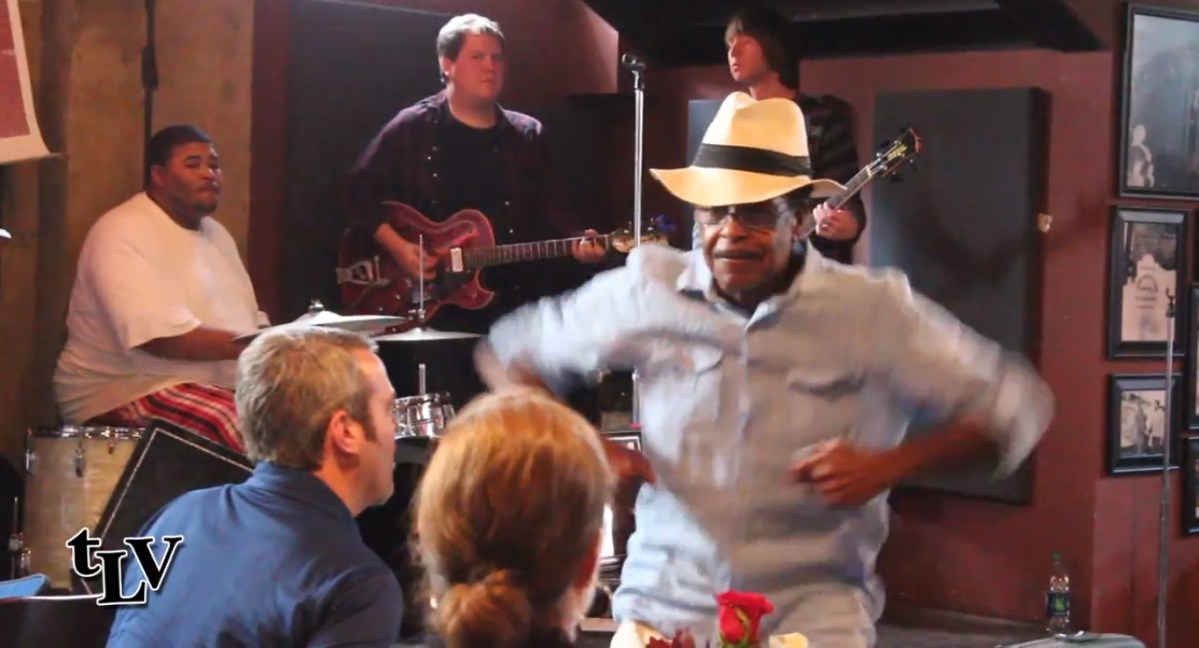 TLV Video: Wiley & The Checkmates Celebrate the Life of J.D.Mark