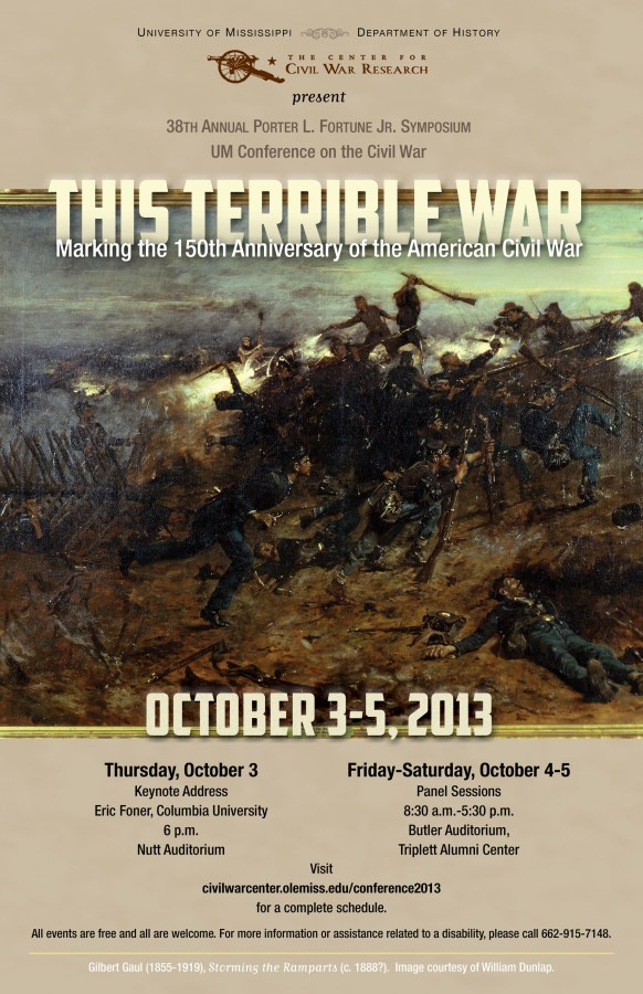 2013 history conference poster