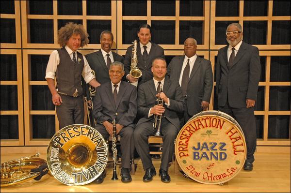 Preservation Hall Jazz Band 3