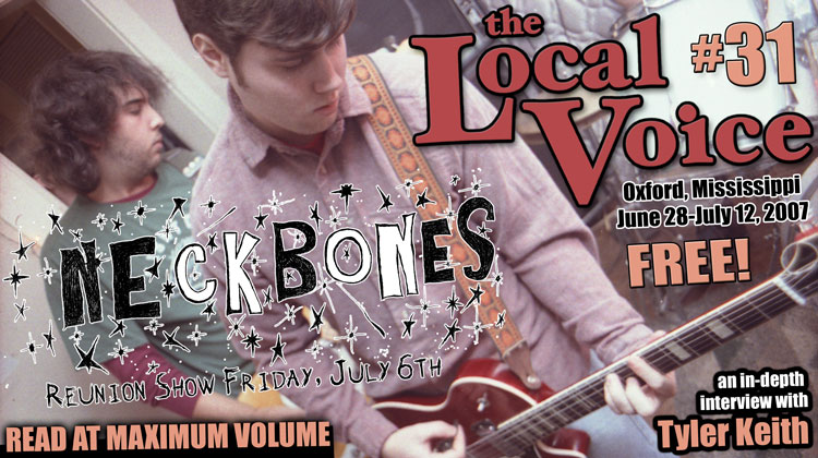 The Local Voice #31