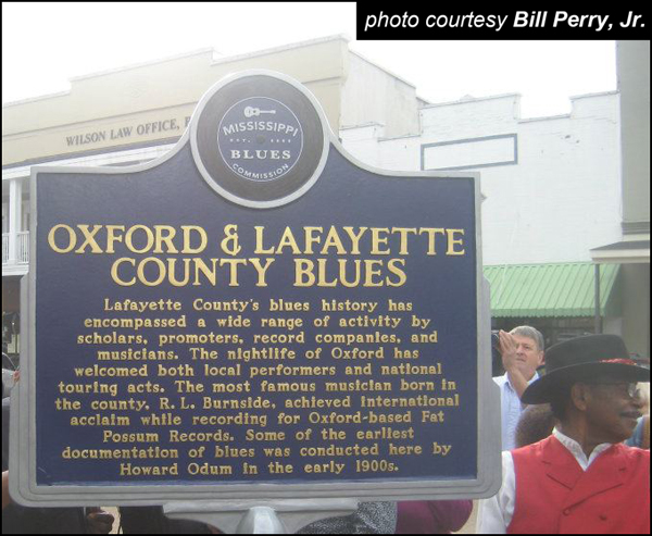 Oxford Blues Marker 1
