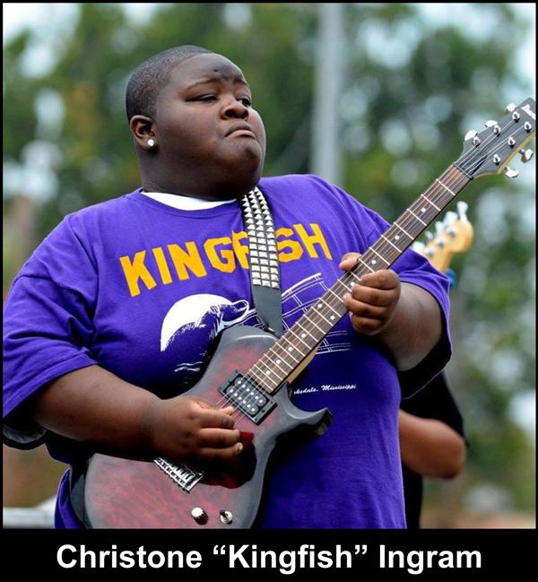 Christone Ingram