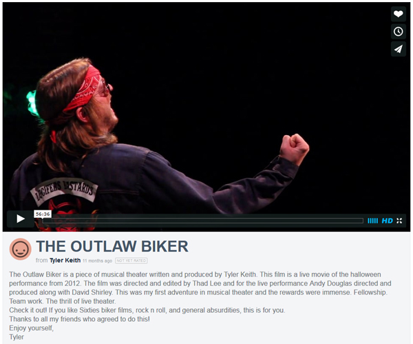OutlawBikerScreenshot