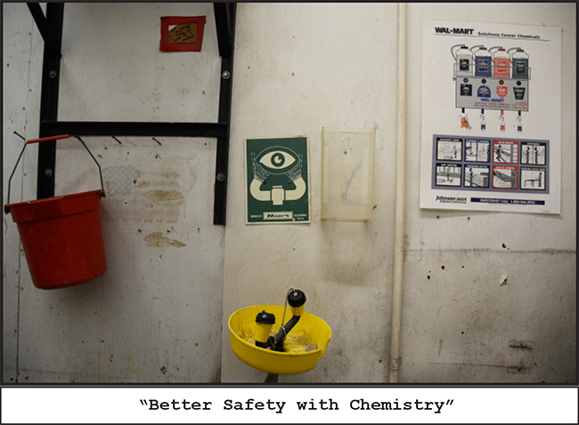 better safety with chemistry