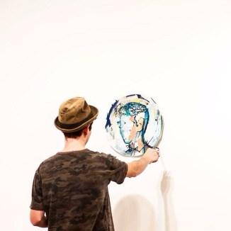 jonathan kent adams painting local artist lowdown