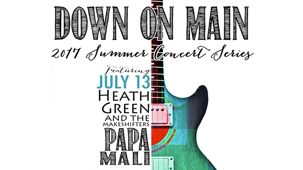 Tupelo Down on Main Summer Concert Series Announces Lineup