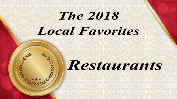 The 2018 Townie Results: Restaurants
