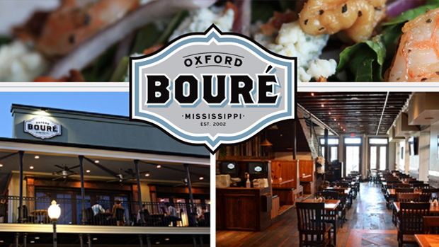 Oxford's Boure Launches New Menu