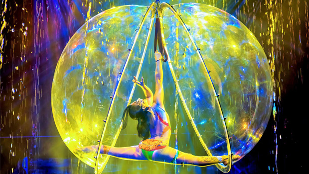 Cirque Italia's Water Circus Brings Its Big Top to Tupelo November 15–18