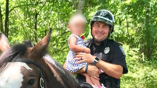 Oxford, Mississippi Police Mounted Patrol Officer Arrested in