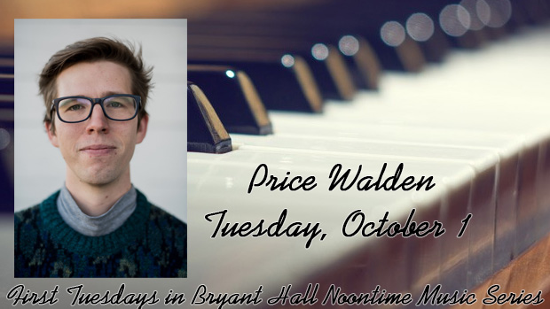 First Tuesdays Music Series Continues with Young Composer