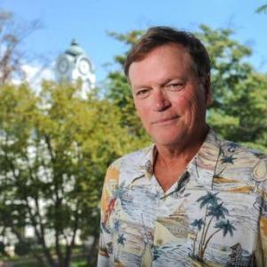 Jim Dees of Thacker Mountain Radio Hour