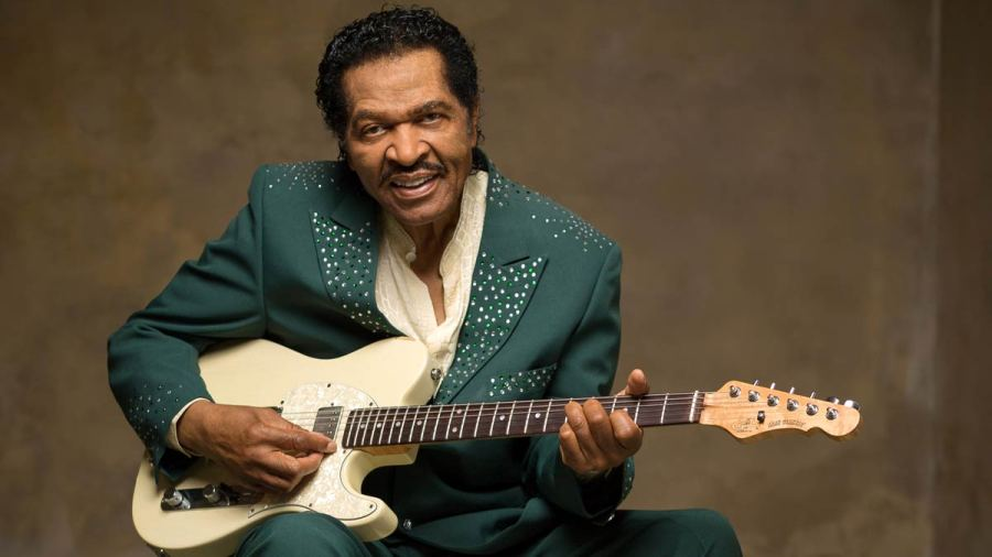 Bobby Rush - Photograph by Rick Olivier