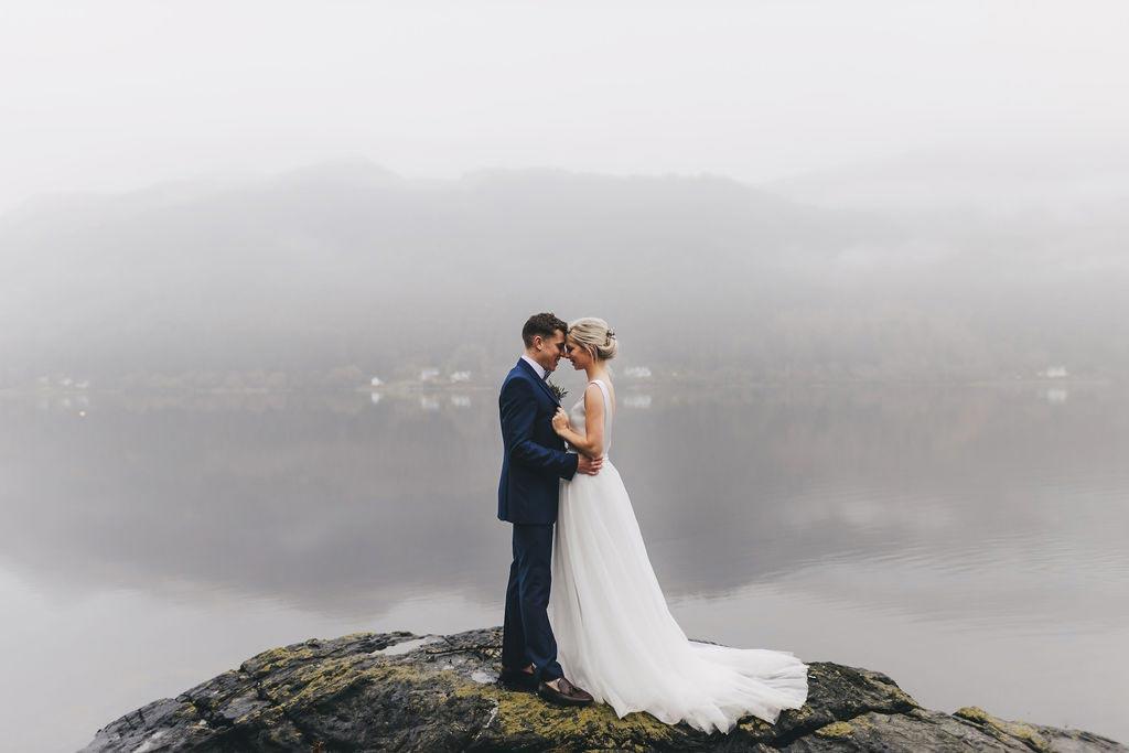 Small Wedding at Loch Goil