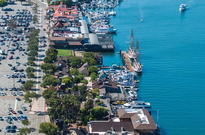 Marina At Ports O Call Village To Shut Down The Log
