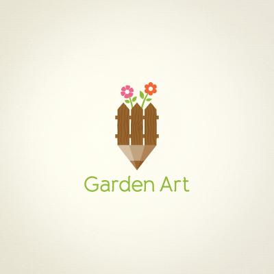 Garden Art Logo Design Gallery Inspiration LogoMix