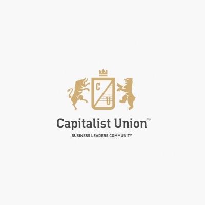 Capitalist Union Logo Logo Design Gallery Inspiration