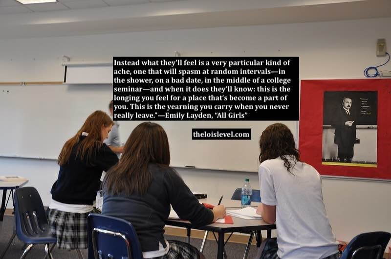 Original photo: Classroom at Annie Wright Schools via Flickr