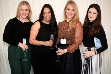 Katie Yeomans, Vishaile Patel, Lucy Binnersley, Abi Lofthouse