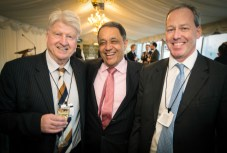 Stanley Johnson, Dr Al-Chalabi, Nigel Bigs