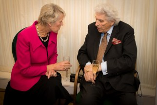 Baroness Bottomley and Grey Gowrie
