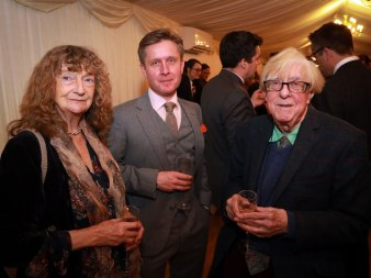 Matthew Scott (Reviews Editor) and Derwent May (Special Editorial Advisor)