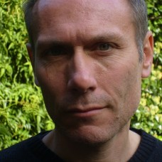 Mark Ford, Poetry Prize Judge 2018
