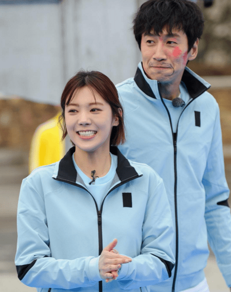 Running Man Episode 292: Lizzy Returns As Guest In The Variety Show