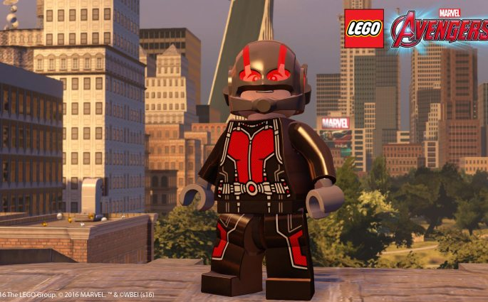 PS4 & PS3: limited Time LEGO