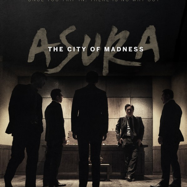 ASURA THE CITY OF MADNESS Mixes Hollywood With Bollywood