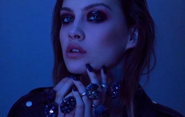 Interview With Ervina Ahmati A Budding Fashion Model
