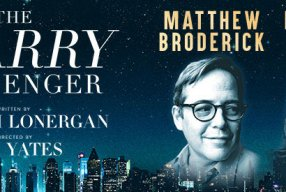 Mathew Broderick Makes His London West End Debut In THE STARRY MESSENGER