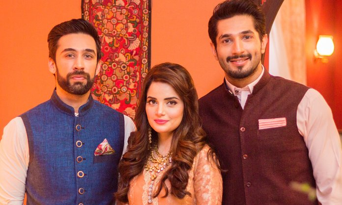 Interview With Armeena Khan, Bilal Ashraf & Ali Rehman Khan