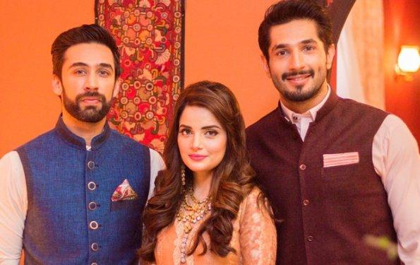 Interview With Armeena Khan, Bilal Ashraf & Ali Rehman Khan