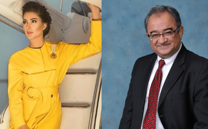 Mehwish Hayat And Tarek Fatah's War Of Words On Polio Eradication Continues