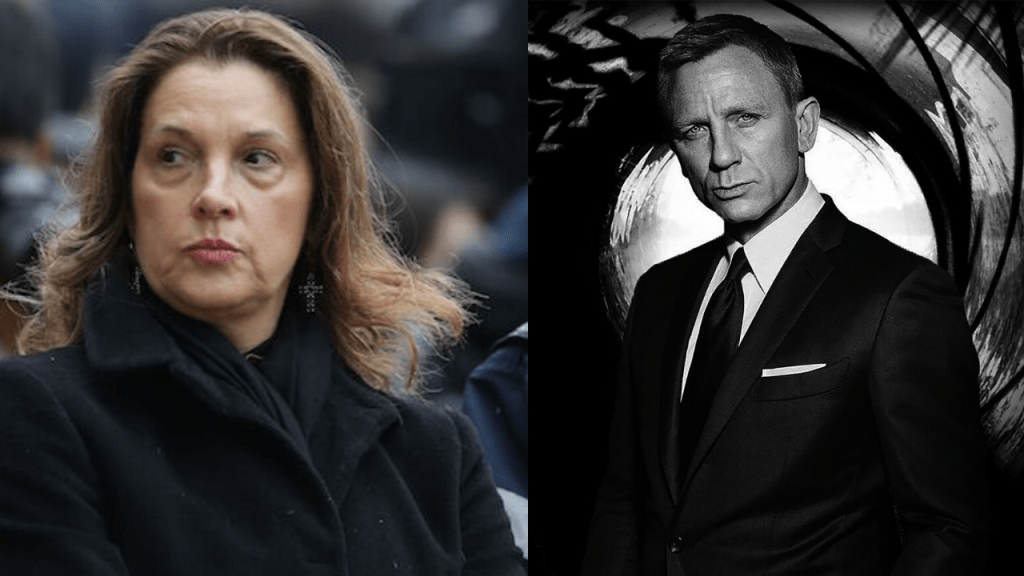 James Bond Producer Barbara Broccoli Tells Why Bond Will Never Be Played By A Woman
