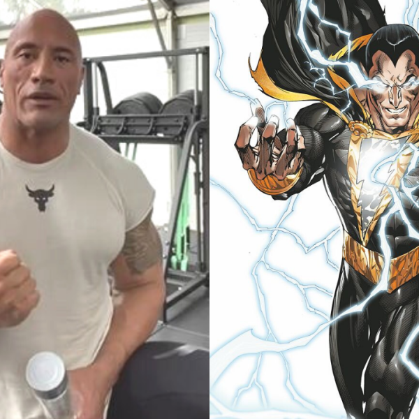 The Rock Explains The Mythology Of Black Adam & How Excited He Is To Play The Role