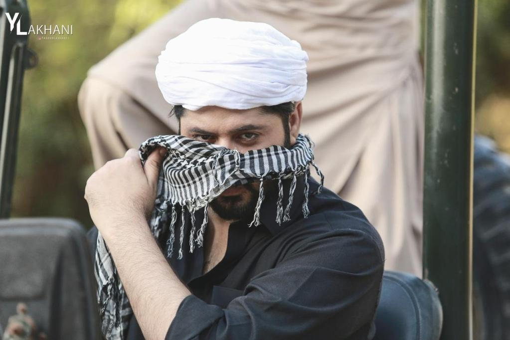 Imran Ashraf's First Look As Moosa In Raqs E Bismil Revealed