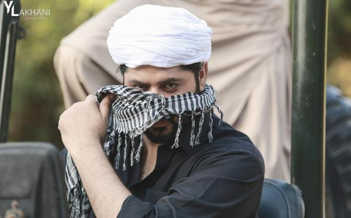 Imran Ashraf's First Look As Moosa In Raqs E Bismil Revealed