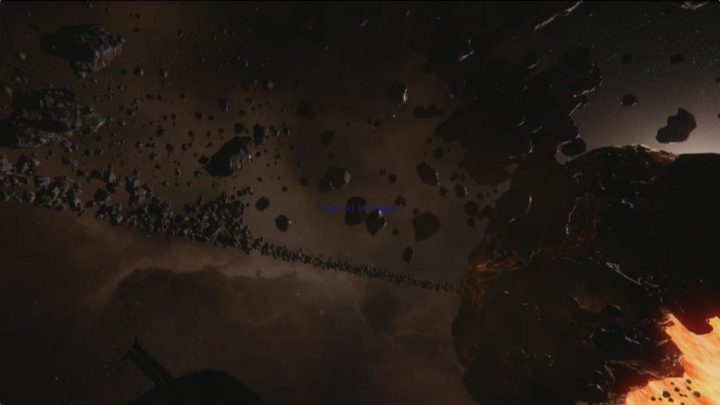 This was the level that was used for the multiplayer game that we saw for a few minutes during the preview last night.