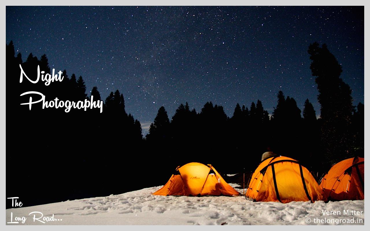 Night Photography Gallery