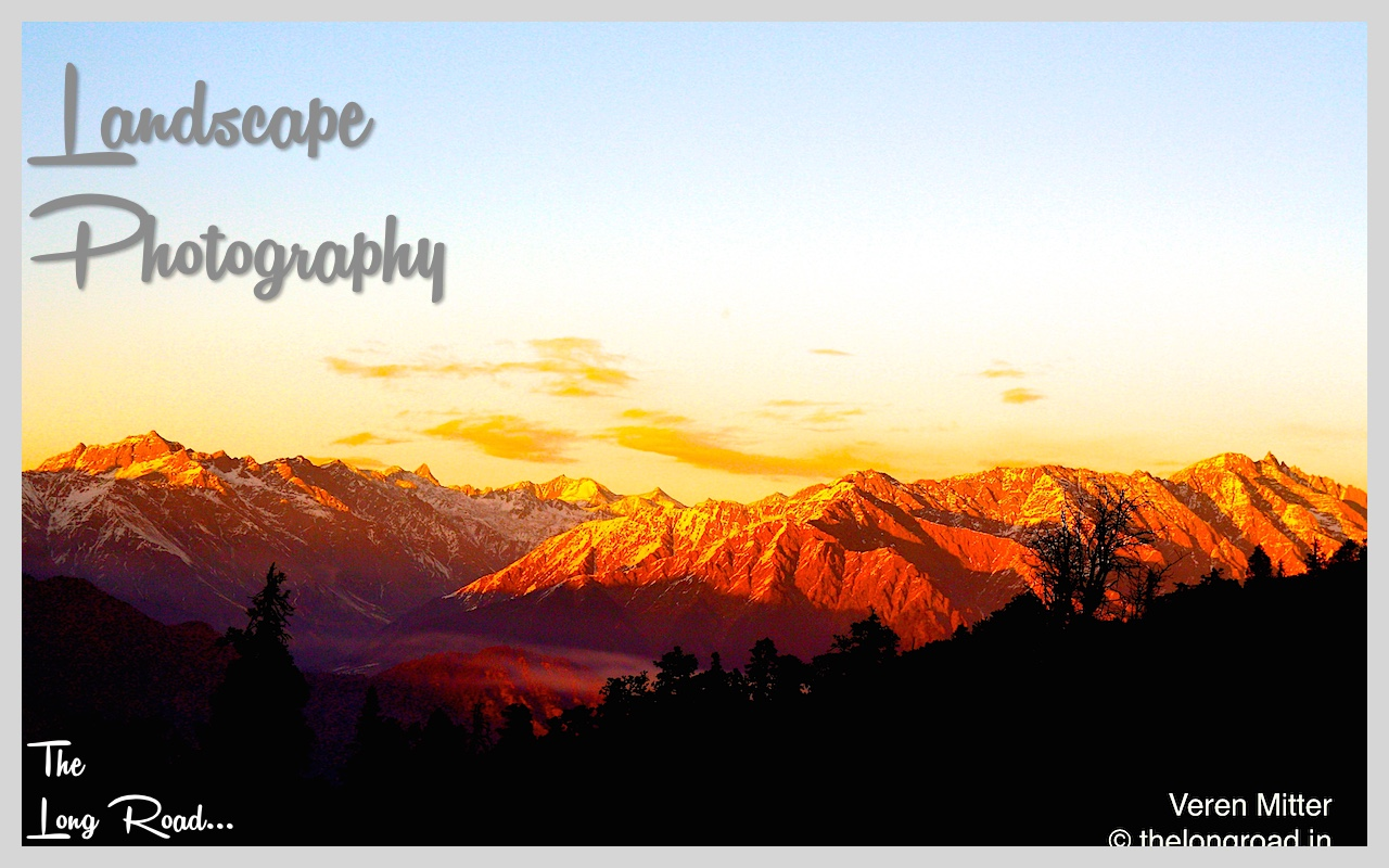 Landscape Photography Gallery.