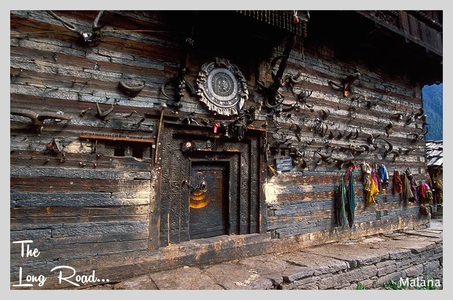Malana temple