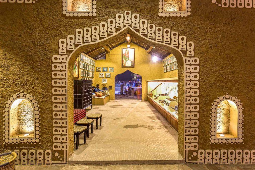 Music & Art gallery at Haveli Amritsar