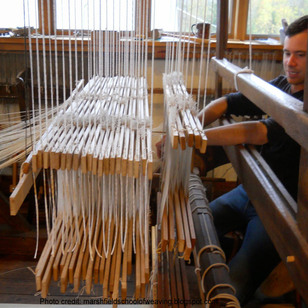 Principles of Weaving | The Loom Room