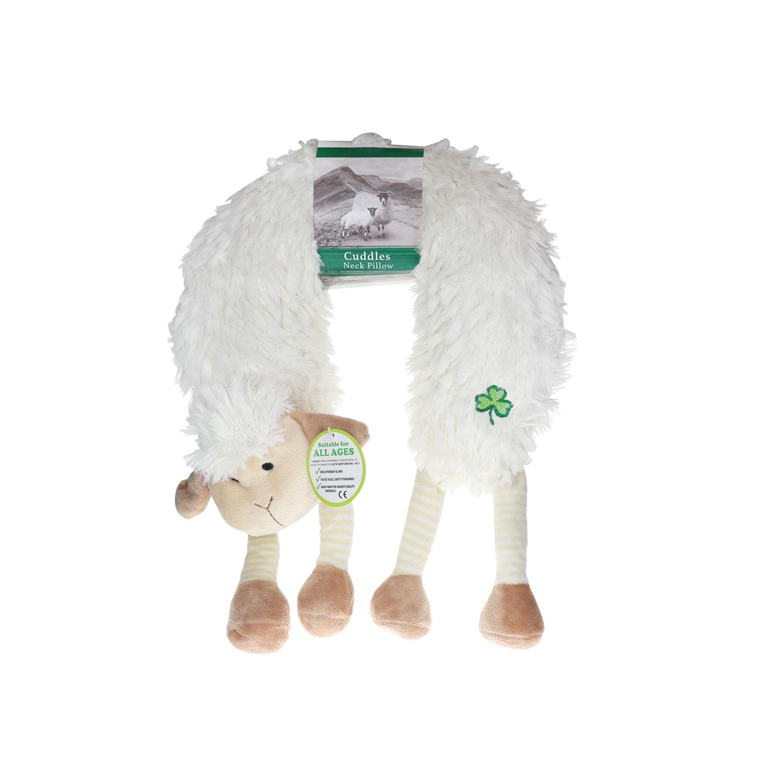 sheep neck pillow