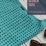 Crochet Tote Bag Free Pattern Shoreline Seeker Tote Bag