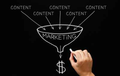 make money with content marketing
