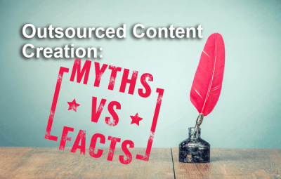 outsourced content creation