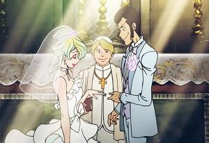 Il matrimonio di Lupin